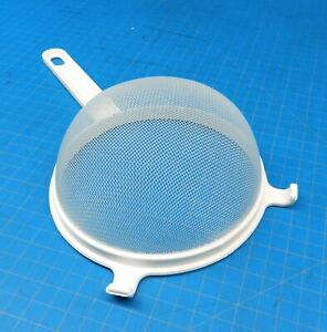 Plastic Strainer Kitchen Cooking Nylon Polyester Mesh 100% Plastic 6-1/2