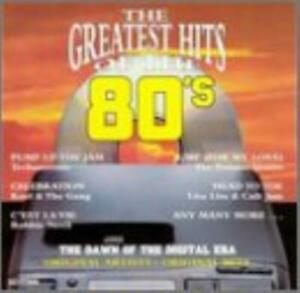 Various Artists : The Greatest Hits of the 80s Vol. 3 CD