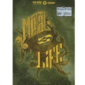 Various Artists : Metal=life Vol. 2 [2cd + Dvd] CD (2008)