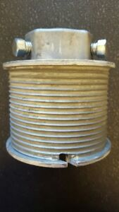 Todco Style Roll up Curbside Right Cable Drum Roadside Single Spring Operator $17.00