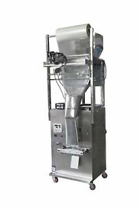 10-999g Packing Machine Back Side Seal&Granule Weighing(Max Size:20*28cm W x L)