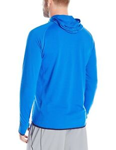 (X-Large Ultra Blue) - Under Armour Men's Streaker Hoodie. Shipping is Free