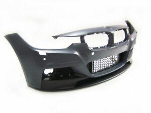 BMW 3Series F30 12-18 M Performance Front Bumper with PDC