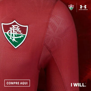 Fluminense Third Soccer Football Jersey Shirt - 2017 2018 Under Armour