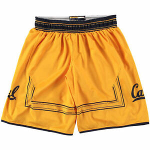 Under Armour Cal Bears Youth Gold Replica Basketball Performance Shorts