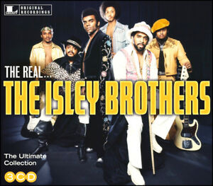 ISLEY BROTHERS * 45 Greatest Hits * NEW 3 CD Boxset * All Original Songs * NEW $15.97