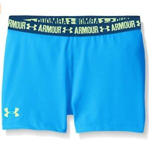 New Under Armour Girl's Heatgear 3