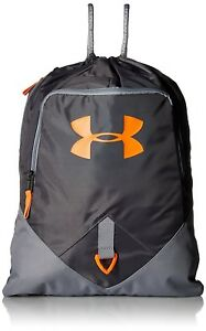 (One Size Rhino Gray) - Under Armour Ua Undeniable Sackpack. Shipping is Free