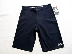 20 Under Armour Boys Amphibious Quick Dry golf Teen Shorts Swim Heat Gear Youth