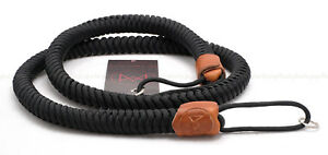 MONARCH BOA '0300' BLACK PARACORD (with BROWN LEATHER) 35
