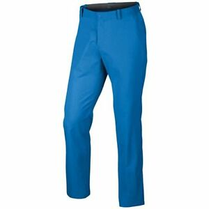 Nike Mens Dri-Fit Modern Pant Blue Photo Blue 38X32