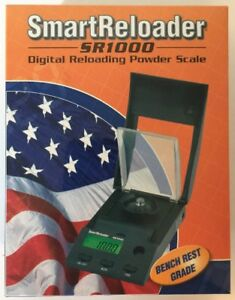 New Smart Reloader SR1000 Digital Reloading Powder Scale for RCBS Lee Hornady