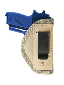 New Barsony Desert Sand Inside the Waistband Holster for Mini 22 25 380 Pistols $19.99