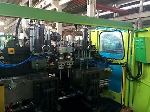 4000 KN High Precision Injection Molding Machine K400II-S7 (4000-2500)