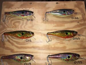 Polish Shad Lures 8