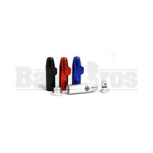 Energy Snuff Snorter Metal Snuff Bullet Container