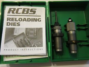 RCBS 10501 2 Die Rifle Reloading Set 223 WIN Super Short Mag LOTS MORE Listed