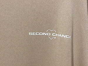 SECOND CHANCE  T- SHIRT UNDER BODY ARMOR STAY COOL MENS SIZE XL