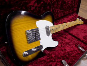 Combat Telecaster Type H-S 2TB Electric Guitar (Used)