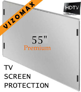 55 inch TV Screen Protector.Damage Protection Cover LCD LED OLED QLED 4K HDTV