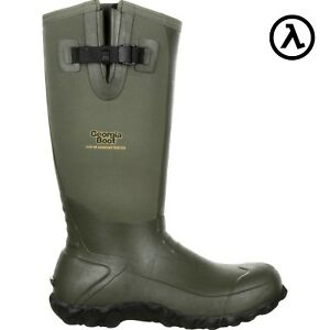 GEORGIA WATERPROOF 16quot; RUBBER BOOTS GB00230 * ALL SIZES NEW