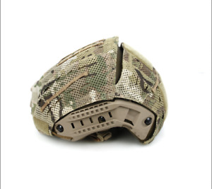 TMC Tactical Genuine Multicam Cover Skin for AF Helmet (Multicam) TMC2617 M