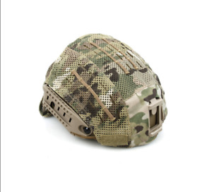 TMC Tactical Genuine Multicam Cover Skin for AF Helmet (Multicam) TMC2617 L