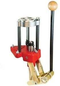 Classic Turret Press (Red) LEE PRECISION Hunting Reloading Equipment New
