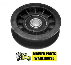 NEW REPL FLAT IDLER PULLEY MURRAY 91179 421409