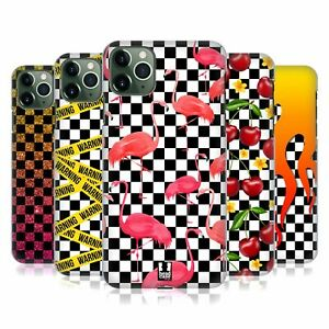 HEAD CASE DESIGNS CHECKERBOARD PATTERNS HARD BACK CASE FOR APPLE iPHONE PHONES