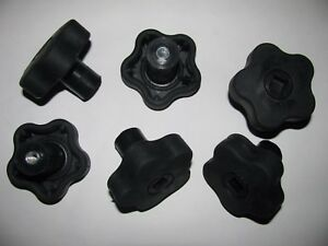 NewJoy Inspira quilting frame replacement parts consumables 6 Knobs $24.95