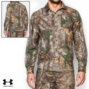 Under Armour Chesapeake Camo Shirt - Realtree Max