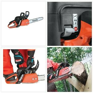 Gas Chainsaw Wood Trimmer Outdoor Tree Cutter Light Weight Heavy Duty Durable