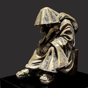 When I Was A Stranger Christian Sculpture by Timothy Schmalz (NEW)