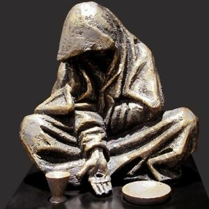 When I Was Hungry And Thirst Christian Sculpture by Timothy Schmalz (NEW)