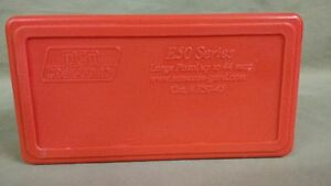 Bulk Package (200) of .45 Cal. MTM Plastic Ammo Boxes