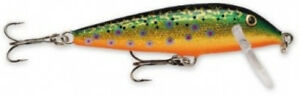 Rapala Countdown 11 Fishing lure 11cm  Brook Trout. Free Delivery