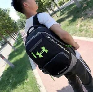 Hot! Under Armour Waterproof nylon backpack students pack computer travel bag