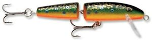 Rapala Jointed 07 Fishing lure 7cm  Brook Trout. Brand New