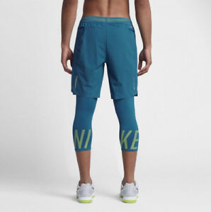 Nike AeroSwift (Flash) Mens Running Shorts 2 in 1 Retail $125
