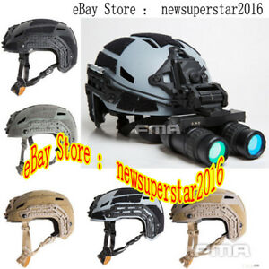 FMA TB1307 Space Gray Helmet For Climb Tactical Airsoft Paintball Survival game