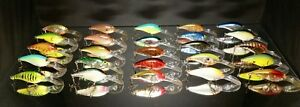 Norman Deep Little N  ( Lure Lot Of 25 ) Fishing Lures