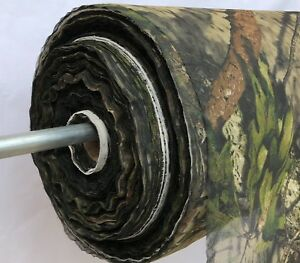 Mosquito noseeum military netting net 64quot; wide x 500 yards roll mossy oak.