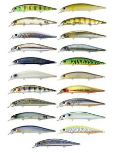 Duo Realis Jerkbait 120SP Rip Bait Bass Fishing Lure - 20 Colors