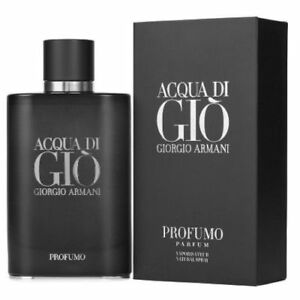 Acqua Di Gio Profumo by Giorgio Armani 4.2 oz Parfum Cologne for Men New $110.49
