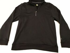 Under Armour MTN Men's Black Pullover Size Large