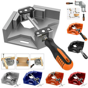 Housolution 90° Corner Clamp Right Angle Clip Clamp Welding Tools Woodworking $21.99