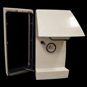 Marquis 7055071 White Boat Bulkhead Transom Entry Hatch Door T-C650000-Dr02