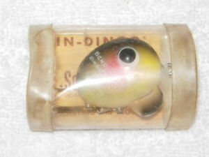 South Bend Bait Co. Fin-dingo fishing  lure