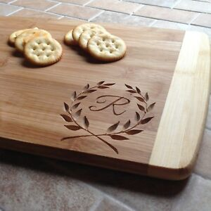 Personalized Cutting Board, Bamboo, Christmas Gift, Anniversary Gift